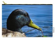 Mallard Macro Carry-all Pouch