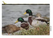 Mallard Pairs Carry-all Pouch