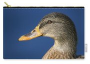 Mallard Queen Carry-all Pouch