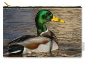 Mallard Square Format Carry-all Pouch