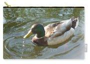 Mallard Swimming Carry-all Pouch