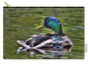 Mallard Tone Mapped Carry-all Pouch