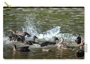 Mallard Water Party 2 Carry-all Pouch
