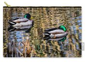 Mallards In The Reeds Carry-all Pouch