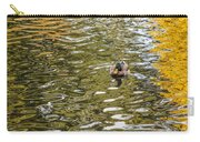 Mallards On Golden Pond 1 Carry-all Pouch
