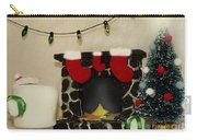 Mallow Christmas Carry-all Pouch