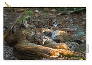 Mama And Her Babies  Carry-all Pouch