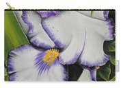 Mama's Favorite Iris Carry-all Pouch