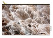 Mammoth Hot Springs Closeup Carry-all Pouch