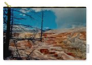 Mammoth Hot Springs Terrace Carry-all Pouch