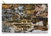 Mammoth Hot Springs - Yellowstone Carry-all Pouch