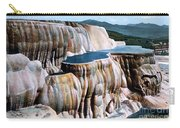 Mammoth Hot Springs Yellowstone Np Carry-all Pouch