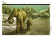 Mammoths Carry-all Pouch
