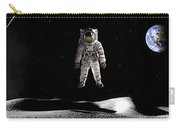 Man In Space Carry-all Pouch