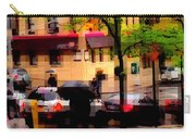 Reflections - New York City In The Rain Carry-all Pouch