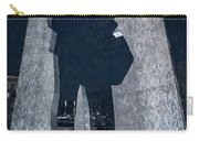 Man With A Briefcase Carry-all Pouch
