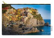 Manarola Carry-all Pouch by Inge Johnsson
