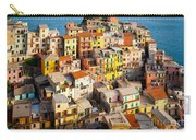 Manarola Town Carry-all Pouch