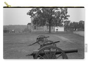 Manassas Battlefield Cannon And House Carry-all Pouch