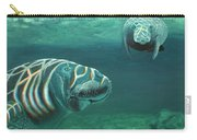 Manatee Heaven Carry-all Pouch