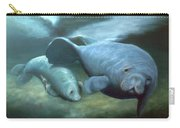 Manatee Madonna Carry-all Pouch