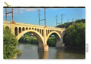 Manayunk Stone Arch Bridge Carry-all Pouch