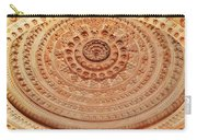 Mandala - Jain Temple Ceiling - Amarkantak India Carry-all Pouch