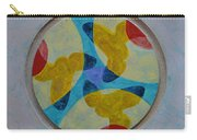 Mandala 4 Ready To Hang Carry-all Pouch