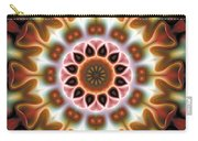 Mandala 67 Carry-all Pouch by Terry Reynoldson