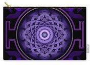 Mandala Hypurplectic Carry-all Pouch