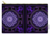 Mandala Hypurplectic - Stereogram Carry-all Pouch