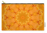 Mandala Night Bloom Carry-all Pouch