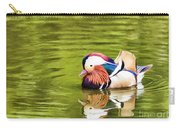 Mandarin Reflection Carry-all Pouch