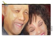 Mandela And Whitney Carry-all Pouch