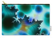 Mandelbrot Carry-all Pouch