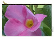 Mandevilla Pink 2013 Carry-all Pouch
