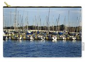 Mandarin Park Boats On Julington Creek Carry-all Pouch