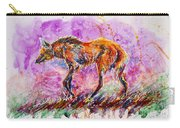 Maned Wolf Carry-all Pouch