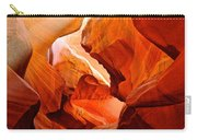 Manger Scene In Lower Antelope Canyon-az Carry-all Pouch