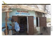 Mangrove Bar And Restaurant Carry-all Pouch