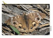 Mangrove Buckeye  Carry-all Pouch