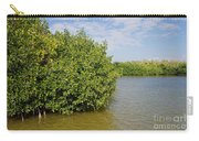 Mangrove Fores Carry-all Pouch by Carol Ailles