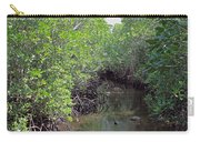 Mangrove Forest Carry-all Pouch by Tony Murtagh