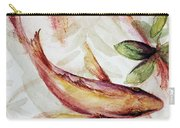 Mangrove Pisces Carry-all Pouch by Ashley Kujan