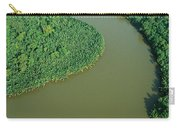 Mangrove Rhizophora Sp In Mahakam Delta Carry-all Pouch by Cyril Ruoso