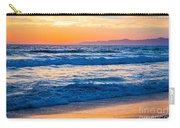 Manhattan Beach Sunset Carry-all Pouch