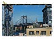 Manhattan Bridge From Brooklyn Carry-all Pouch