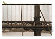 Manhattan Bridge Carry-all Pouch