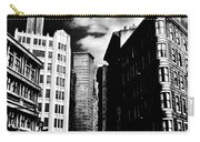 Manhattan Highlights B W Carry-all Pouch