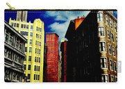 Manhattan Highlights Carry-all Pouch by Benjamin Yeager